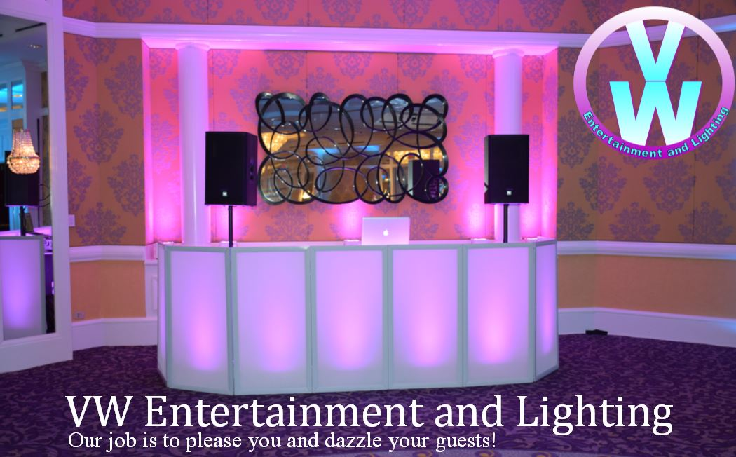 Charlotte DJ and Lighting Company & VW Entertainment and Lighting | Charlotte DJ and Lighting Company